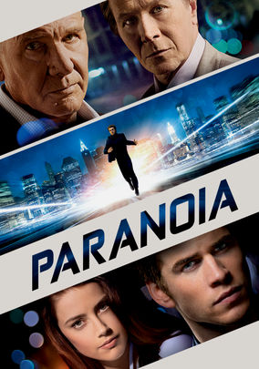 Netflix Box Art for Paranoia