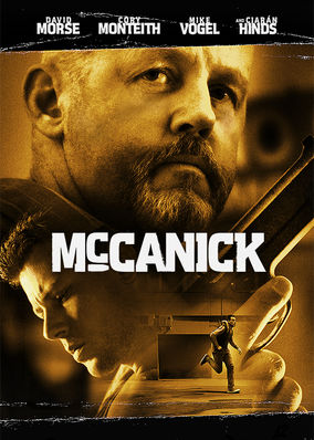 Netflix Box Art for McCanick