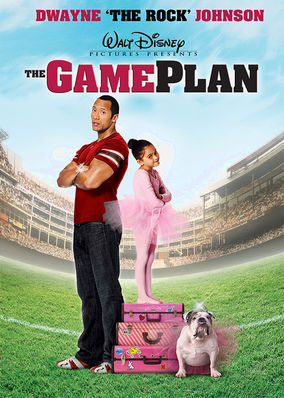 Netflix Box Art for Game Plan, The