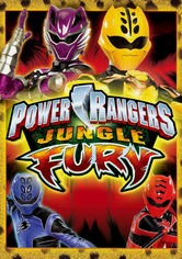 Power Rangers: Jungle Fury