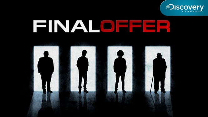 Netflix Box Art for Final Offer - Season 1