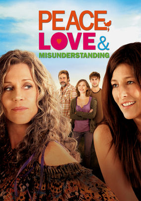 Netflix Box Art for Peace, Love & Misunderstanding