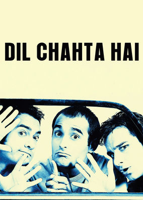 Netflix box art for Dil Chahta Hai