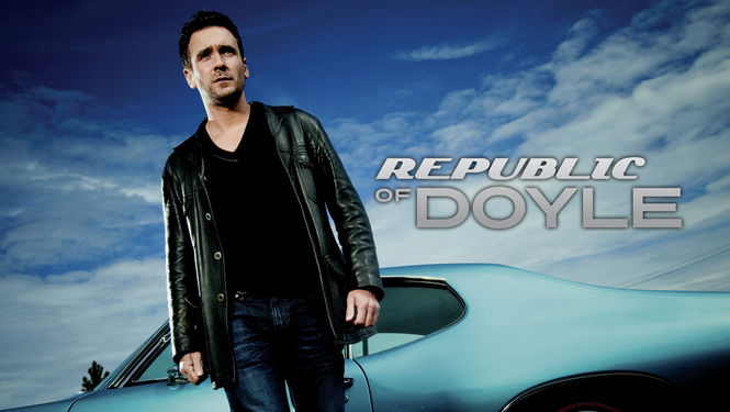 Netflix Box Art for Republic of Doyle - Season 1