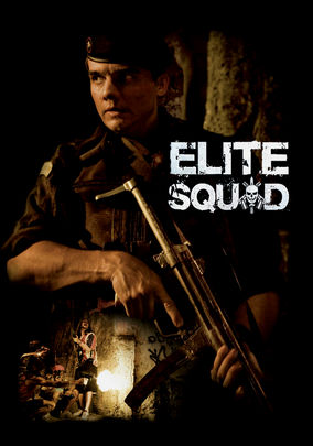 Is Elite Squad on Netflix?