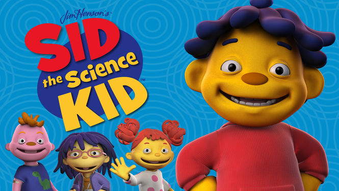 Netflix Box Art for Sid the Science Kid - Season 1