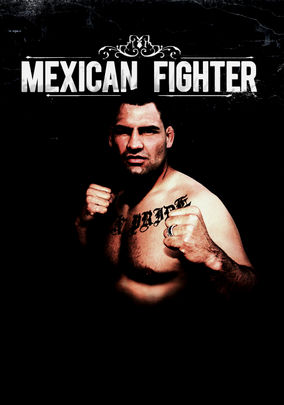 Netflix Box Art for Mexican Fighter