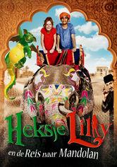 Heksje Lilly 2: De reis naar Mandolan
