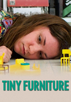 Netflix Box Art for Tiny Furniture