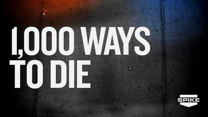 1000 Ways to Die (season 3