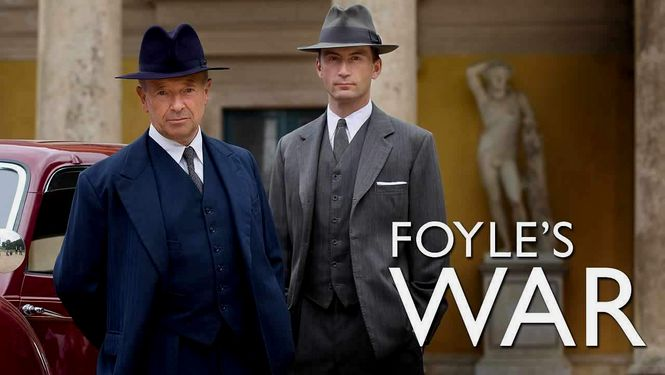 Netflix Box Art for Foyle's War - Series 8
