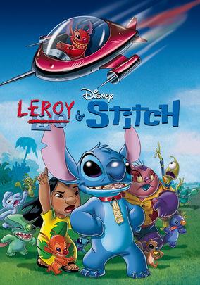 Netflix box art for Leroy & Stitch