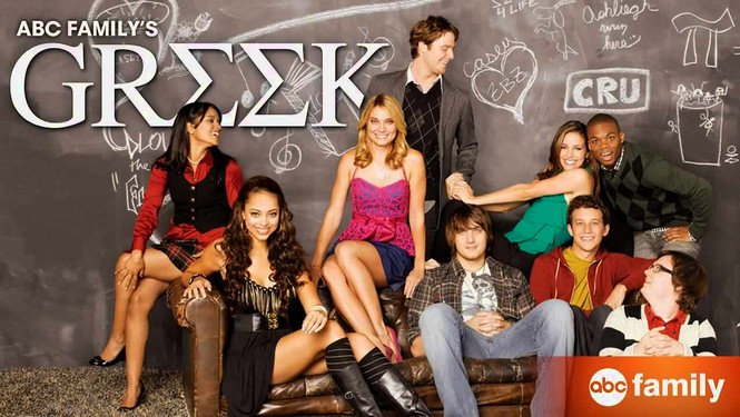 Is Greek Chapter 2 (2007-2011) on Netflix Costa Rica