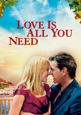 Netflix box art for Love Is All You Need