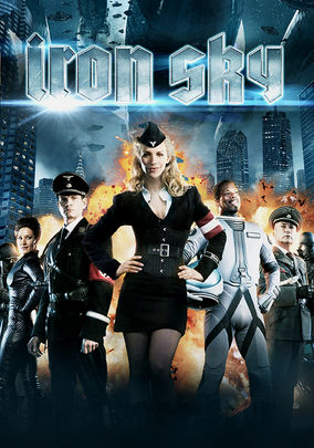 Netflix Box Art for Iron Sky