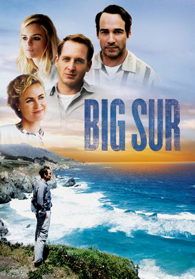 Netflix Box Art for Big Sur
