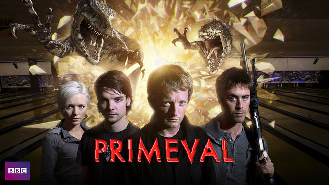 Netflix Box Art for Primeval - Season 4