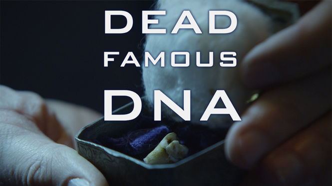 Netflix Box Art for Dead Famous DNA - Season 1