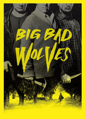 Netflix Box Art for Big Bad Wolves