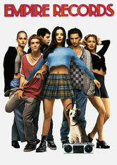 Netflix: Empire Records | High Fidelity meets You've Got Mail in this comedy about a music store that may be swallowed by a chain store and its struggle to survive.