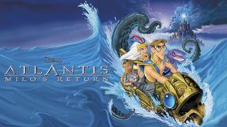 Netflix box art for Atlantis: Milo's Return