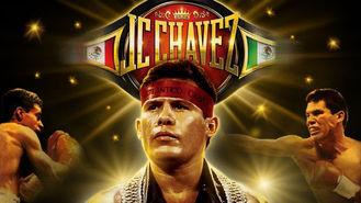 Netflix box art for ESPN: J.C. Chavez
