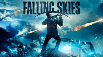 Netflix box art for Falling Skies - Season 2