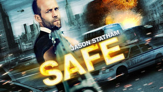 Netflix box art for Safe