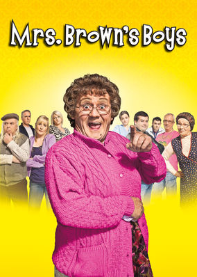 Mrs. Brown's Boys - Series 1