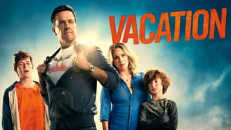 Netflix box art for Vacation