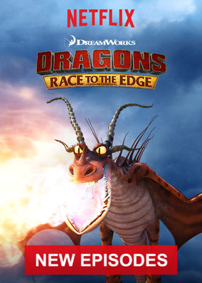 Dragons: Race to the Edge - Season 3