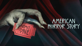 Netflix box art for American Horror Story - Season 2