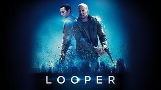 Netflix box art for Looper