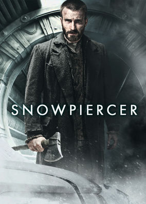 Box art for Snowpiercer